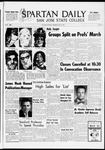 Spartan Daily, May 12, 1965 by San Jose State University, School of Journalism and Mass Communications