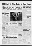Spartan Daily, May 13, 1965 by San Jose State University, School of Journalism and Mass Communications