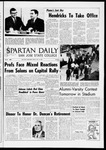 Spartan Daily, May 14, 1965 by San Jose State University, School of Journalism and Mass Communications