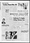 Spartan Daily, May 25, 1965 by San Jose State University, School of Journalism and Mass Communications