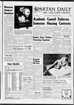 Spartan Daily, May 26, 1965 by San Jose State University, School of Journalism and Mass Communications