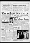 Spartan Daily, November 2, 1965 by San Jose State University, School of Journalism and Mass Communications