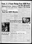 Spartan Daily, November 4, 1965 by San Jose State University, School of Journalism and Mass Communications