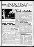 Spartan Daily, November 8, 1965 by San Jose State University, School of Journalism and Mass Communications