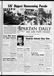 Spartan Daily, November 9, 1965
