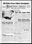 Spartan Daily, November 10, 1965 by San Jose State University, School of Journalism and Mass Communications