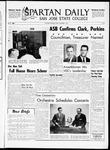 Spartan Daily, November 12, 1965