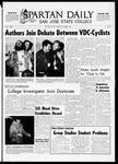 Spartan Daily, November 15, 1965 by San Jose State University, School of Journalism and Mass Communications