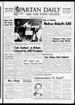 Spartan Daily, November 16, 1965 by San Jose State University, School of Journalism and Mass Communications