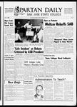 Spartan Daily, November 16, 1965