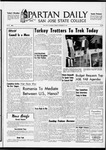 Spartan Daily, November 23, 1965 by San Jose State University, School of Journalism and Mass Communications