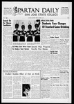 Spartan Daily, October 1, 1965 by San Jose State University, School of Journalism and Mass Communications