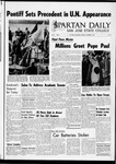 Spartan Daily, October 5, 1965 by San Jose State University, School of Journalism and Mass Communications