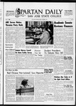 Spartan Daily, October 8, 1965 by San Jose State University, School of Journalism and Mass Communications