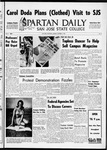 Spartan Daily, October 11, 1965 by San Jose State University, School of Journalism and Mass Communications