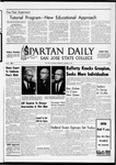 Spartan Daily, October 13, 1965 by San Jose State University, School of Journalism and Mass Communications