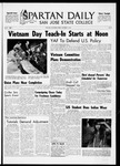 Spartan Daily, October 15, 1965 by San Jose State University, School of Journalism and Mass Communications
