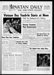 Spartan Daily, October 15, 1965