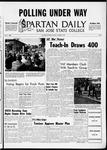 Spartan Daily, October 18, 1965