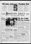 Spartan Daily, October 19, 1965 by San Jose State University, School of Journalism and Mass Communications