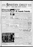 Spartan Daily, October 21, 1965