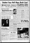 Spartan Daily, October 22, 1965 by San Jose State University, School of Journalism and Mass Communications