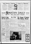 Spartan Daily, October 26, 1965 by San Jose State University, School of Journalism and Mass Communications
