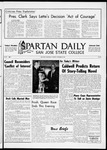 Spartan Daily, October 28, 1965 by San Jose State University, School of Journalism and Mass Communications