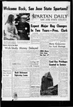 Spartan Daily, September 20, 1965 by San Jose State University, School of Journalism and Mass Communications