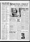 Spartan Daily, September 22, 1965 by San Jose State University, School of Journalism and Mass Communications