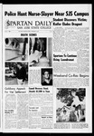 Spartan Daily, September 24, 1965 by San Jose State University, School of Journalism and Mass Communications