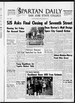Spartan Daily, September 28, 1965 by San Jose State University, School of Journalism and Mass Communications