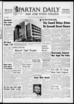 Spartan Daily, September 29, 1965 by San Jose State University, School of Journalism and Mass Communications