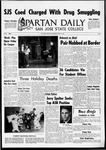 Spartan Daily, April 13, 1966 by San Jose State University, School of Journalism and Mass Communications