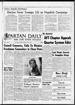 Spartan Daily, April 14, 1966 by San Jose State University, School of Journalism and Mass Communications