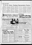 Spartan Daily, April 15, 1966 by San Jose State University, School of Journalism and Mass Communications