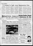 Spartan Daily, April 18, 1966 by San Jose State University, School of Journalism and Mass Communications