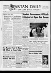Spartan Daily, April 19, 1966 by San Jose State University, School of Journalism and Mass Communications