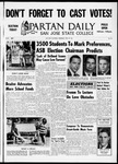 Spartan Daily, April 20, 1966 by San Jose State University, School of Journalism and Mass Communications
