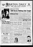 Spartan Daily, April 21, 1966 by San Jose State University, School of Journalism and Mass Communications