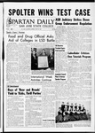 Spartan Daily, April 25, 1966 by San Jose State University, School of Journalism and Mass Communications