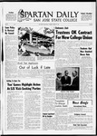 Spartan Daily, April 26, 1966 by San Jose State University, School of Journalism and Mass Communications