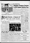 Spartan Daily, April 29, 1966 by San Jose State University, School of Journalism and Mass Communications