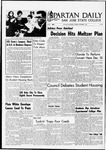 Spartan Daily, December 1, 1966 by San Jose State University, School of Journalism and Mass Communications