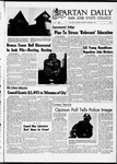 Spartan Daily, December 8, 1966 by San Jose State University, School of Journalism and Mass Communications