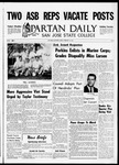 Spartan Daily, February 18, 1966 by San Jose State University, School of Journalism and Mass Communications