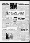 Spartan Daily, February 25, 1966 by San Jose State University, School of Journalism and Mass Communications