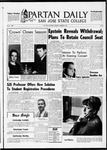 Spartan Daily, January 6, 1966 by San Jose State University, School of Journalism and Mass Communications