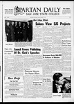 Spartan Daily, January 7, 1966 by San Jose State University, School of Journalism and Mass Communications