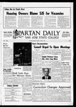 Spartan Daily, January 10, 1966 by San Jose State University, School of Journalism and Mass Communications